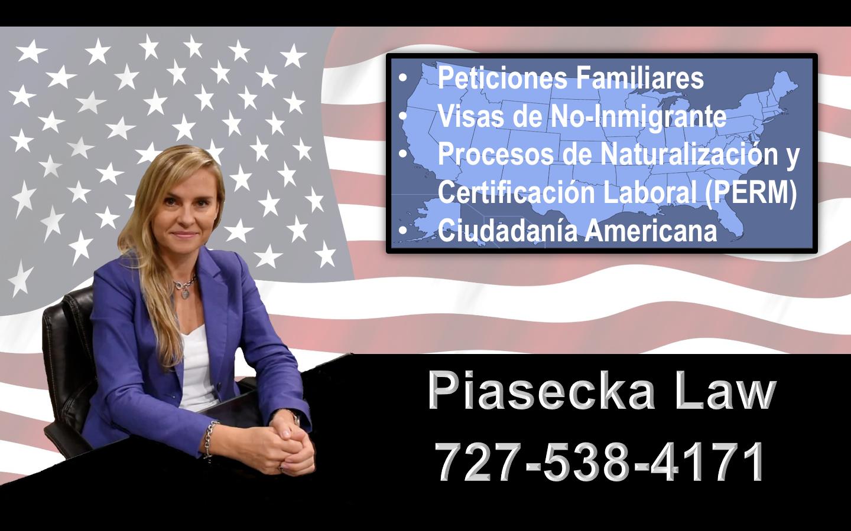 Abogada Agnieszka Aga Piasecka Law Abogado Inmigración US